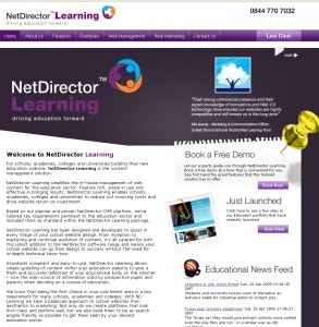 netdirector learning