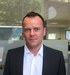 Kevin Robins, Head of Client Services