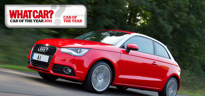 WhatCar? Awards 2011