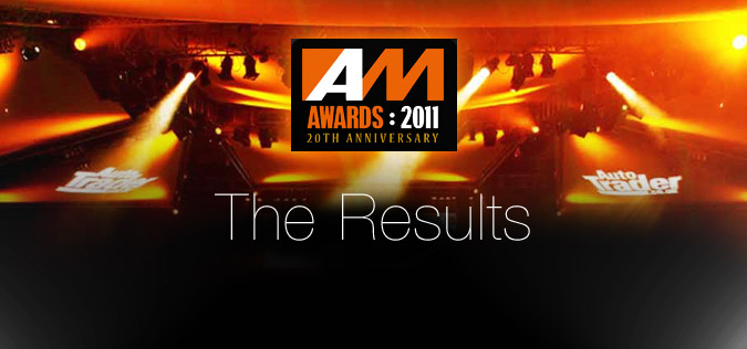 AM Awards 2011: Results