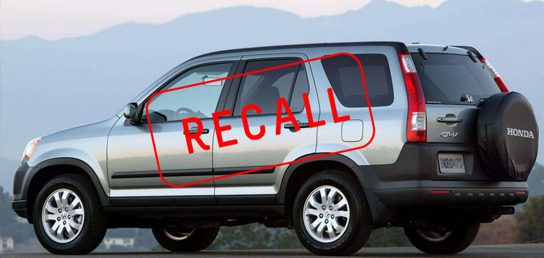 Huge Honda CR-V recall over car fire fears