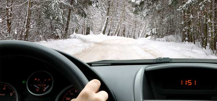 Winter driving tips and advice