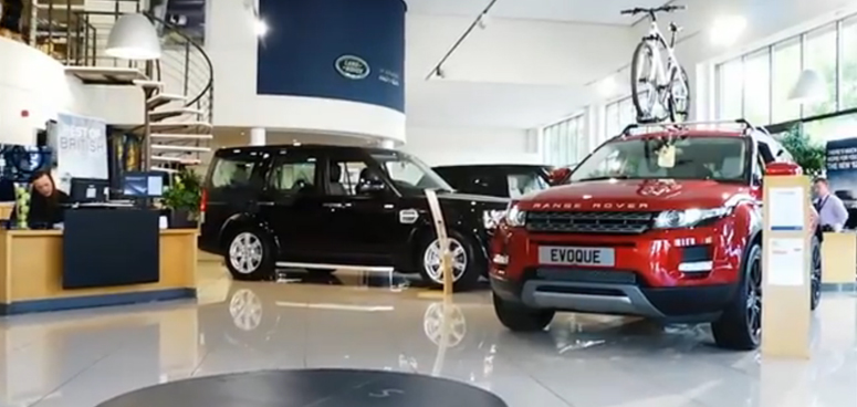 VSEO – Lookers Land Rover video testimonial