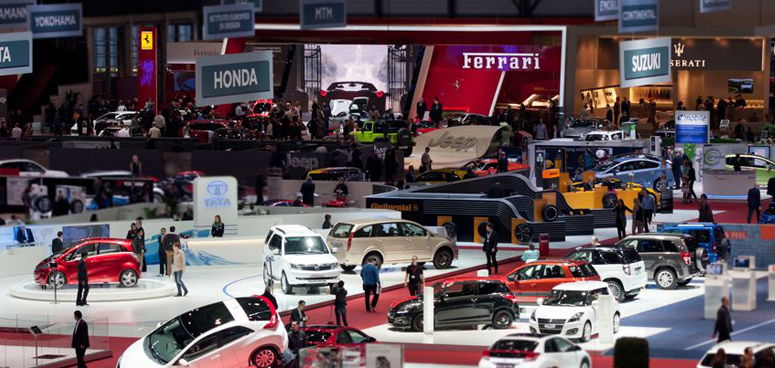 It's hard to be neutral about Switzerland's home motor show