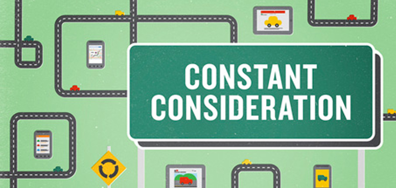 Constant Consideration Infographic: Google Think Insights 2013