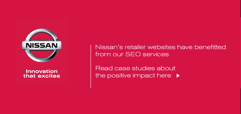 SEO-success-for-Nissan