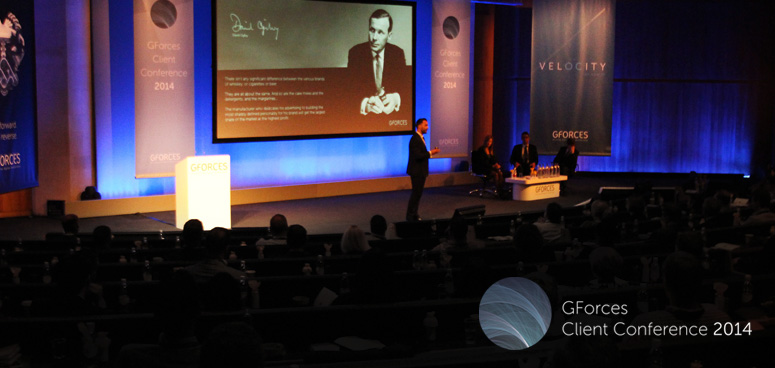 Video: GForces Client Conference 2014