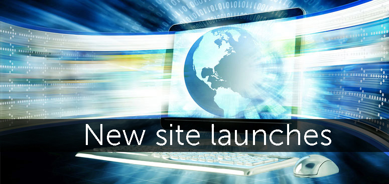 Recent New Site Launches