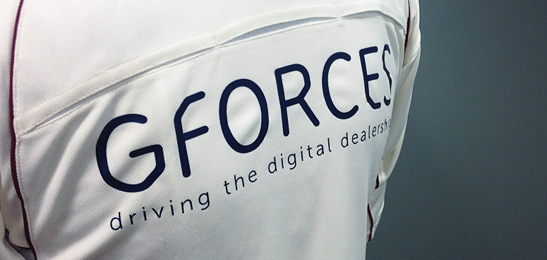 GForces sponsors Bearsted Cricket Club