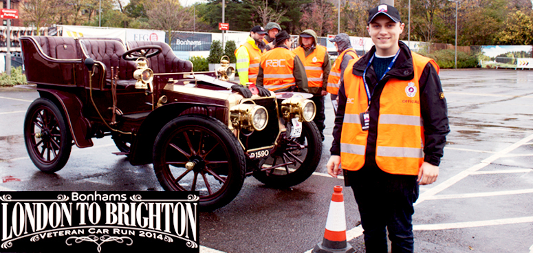 A day out at the Bonhams London to Brighton Veteran Car Run