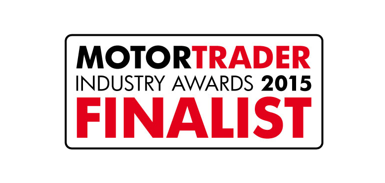 Shortlisted for the Motor Trader awards!