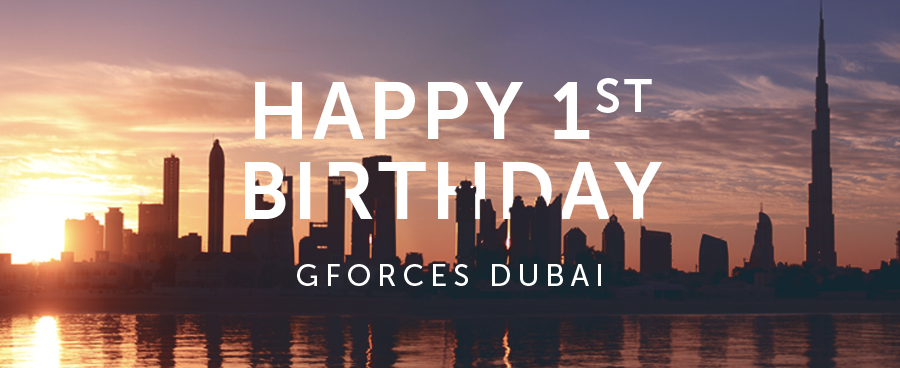 GForces' MENA office marks its spectacular first twelve months
