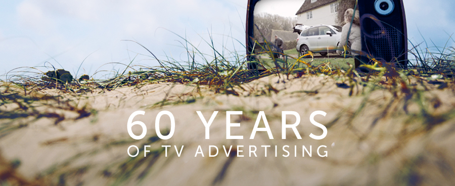Happy birthday, TV advertising – 60 years old today