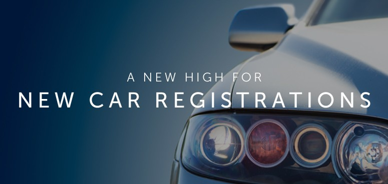 07-01-16 - Blog Banner - A New High for New Car Registrations 2016