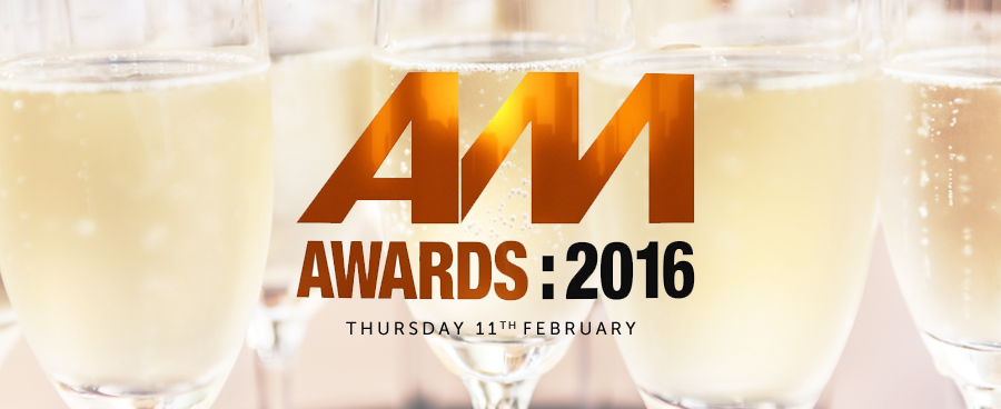 Shortlisted for the AM Awards