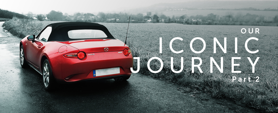 All-new Mazda MX-5: Our iconic journey, pt. 2