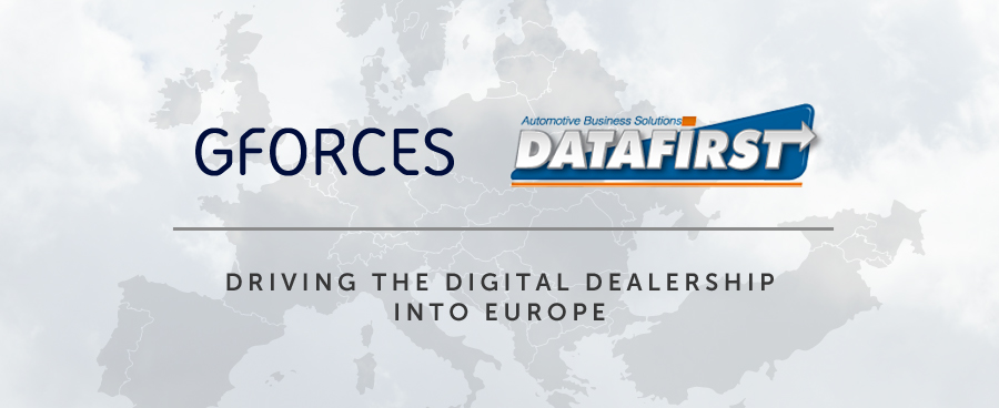 Driving the Digital Dealership into Europe with new DataFirst Partnership