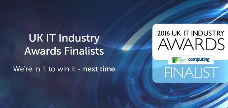 UK IT Industry Awards Finalists