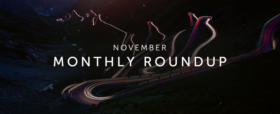 Our November launches roundup