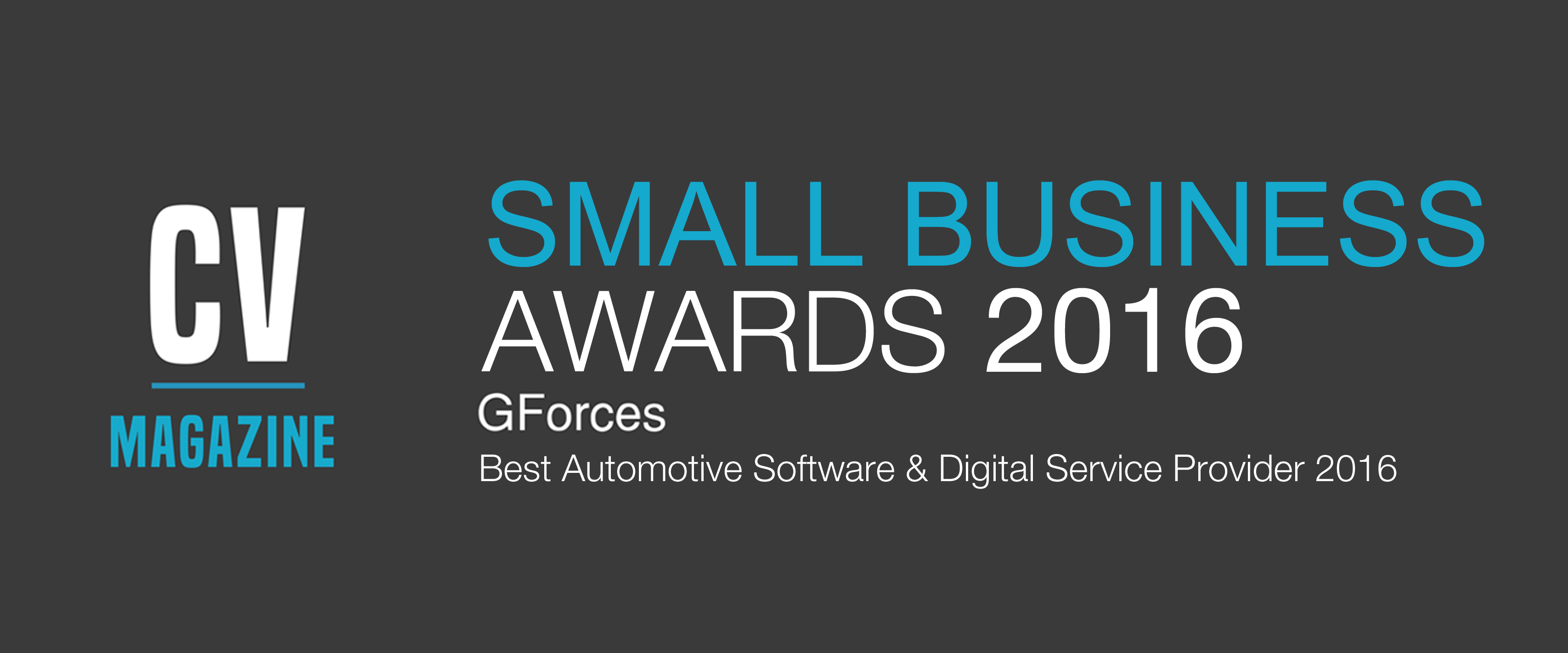And best automotive software provider goes to…