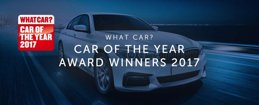 What Car? Car of the Year Award Winners 2017