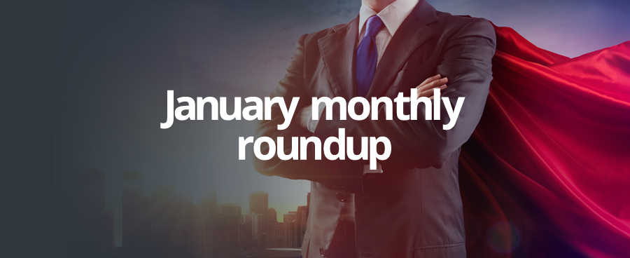 Our January Monthly Launches Roundup