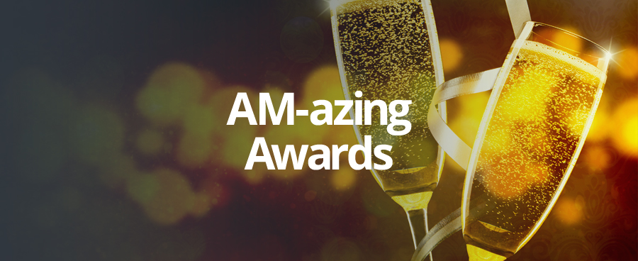 An AM-azing Evening of Awards