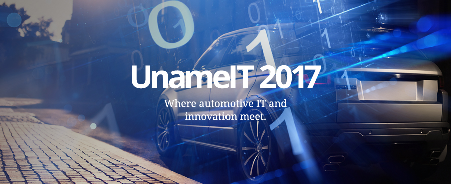 UnameIT Live 2017 – A meeting of automotive innovation