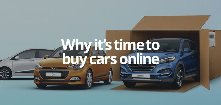 Hyundai offer click to buy for online car buyers
