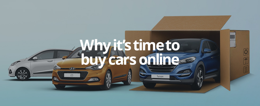 Why it's time to buy cars online