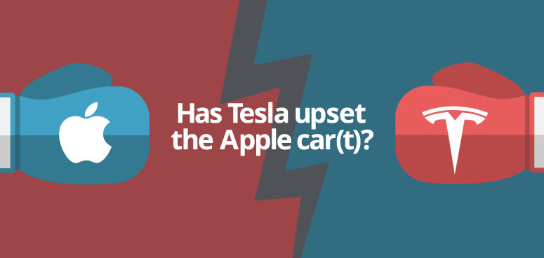 Tesla and Apple in hiring news
