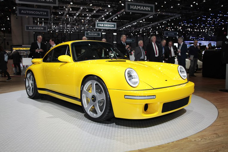 RUF CTR 30th Anniversary Yellowbird