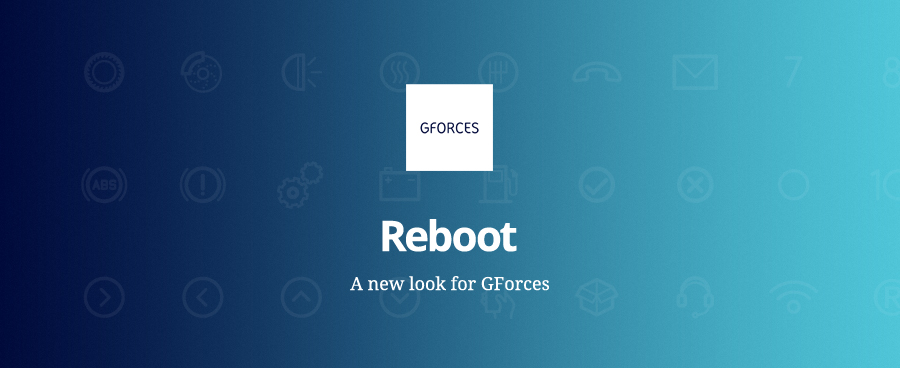 Reboot: A new look for the GForces website