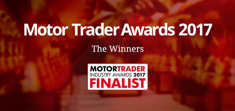 Motor Trader Awards 2017 - The Winners