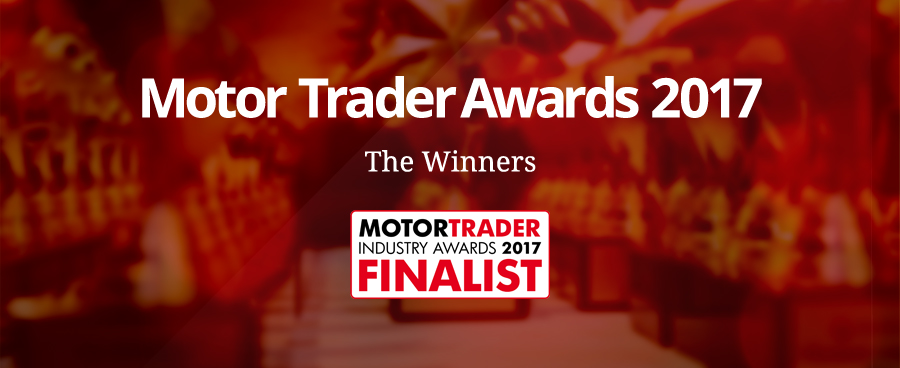 Motor Trader Awards 2017 – The Winners