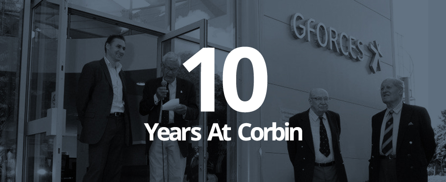 A Decade at Corbin