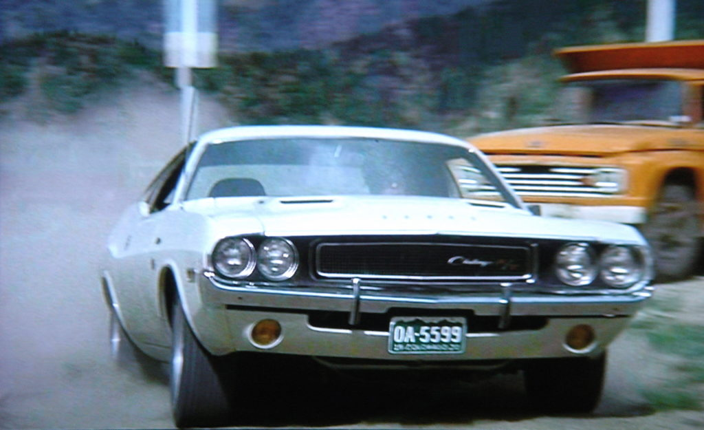Car Chases - Vanishing Point