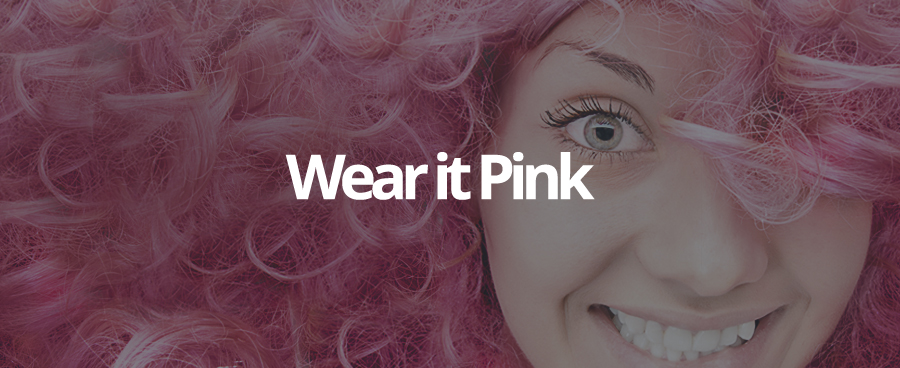 Wear it pink day 2017 – fighting cancer with pink pride.
