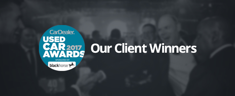 Car Dealer Used Car Awards 2017: Our Client Winners