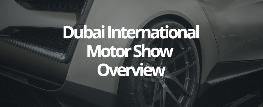 Dubai International Motor Show – Overview