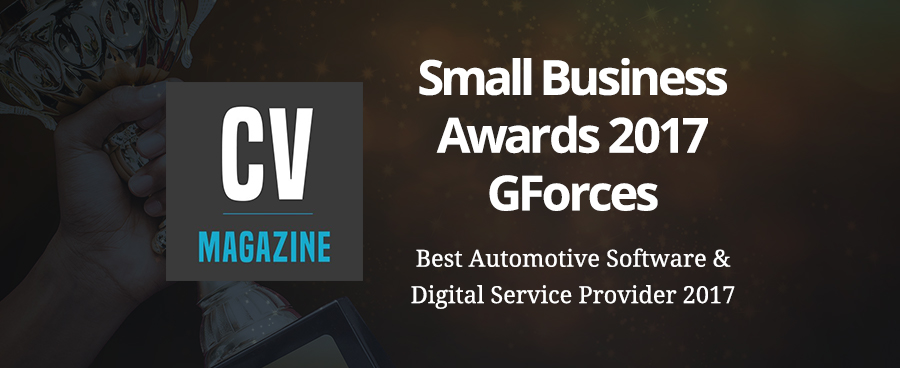 Corporate Vision – 'Best Automotive Software Provider'