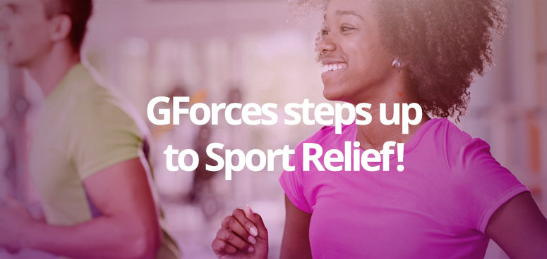 GForces steps up to Sport Relief