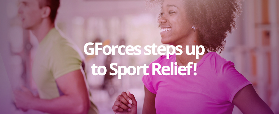 GForces steps up for Sport Relief