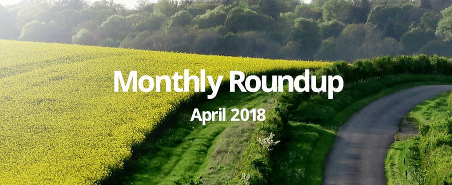 April Monthly Roundup