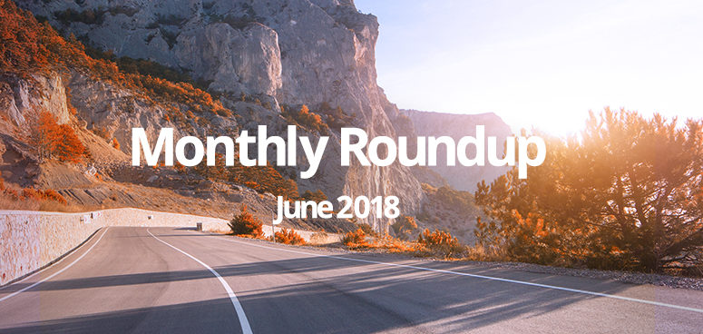 June 2018 - The GForces Monthly Roundup