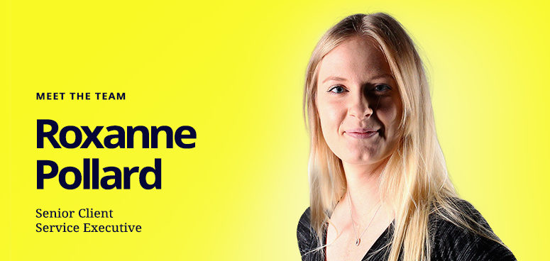 Roxanne Pollard - Meet the Team