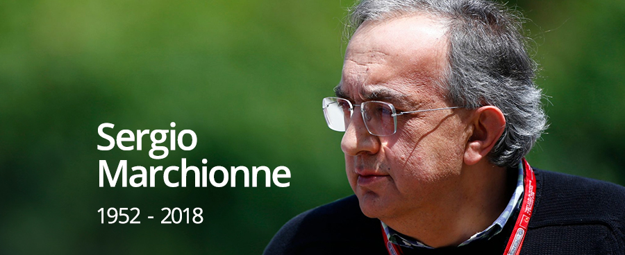 Sergio Marchionne - Obituary