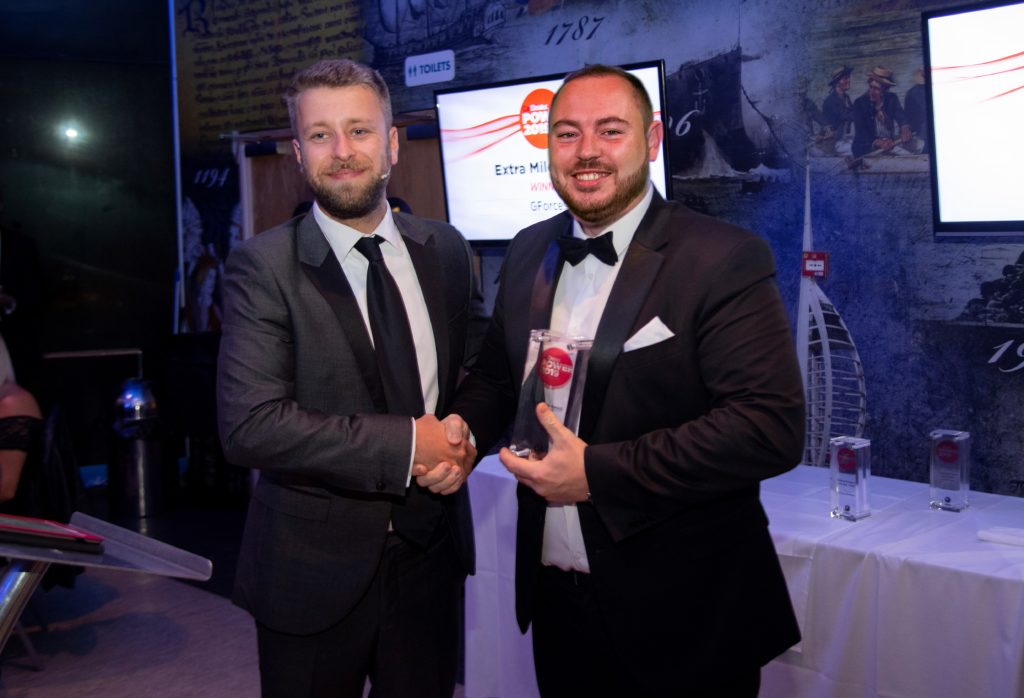 Car Dealer Power Awards 2019 - Extra Mile Award