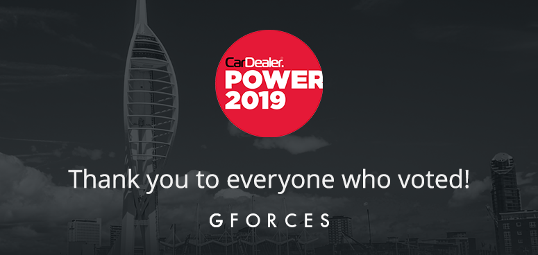 Car Dealer Power Awards 2019 - Banner