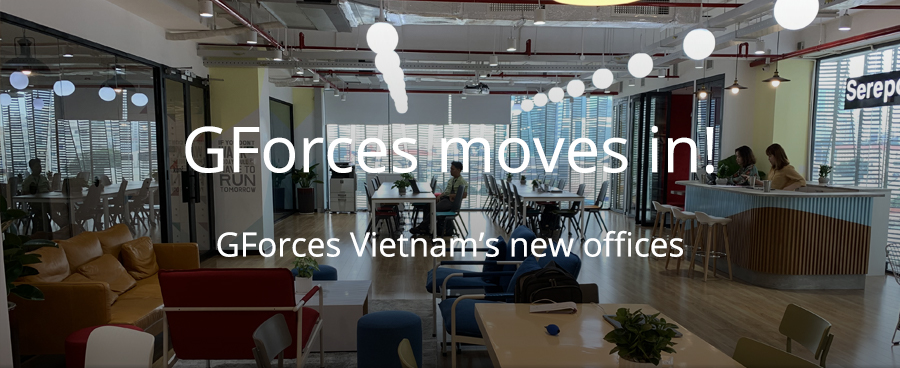 GForces Vietnam Moves In